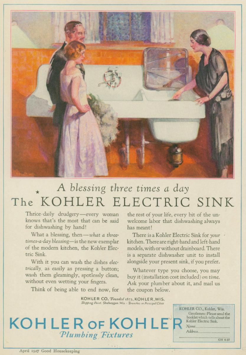 We\'ve Partnered With Kohler! | Ann Arbor Builders